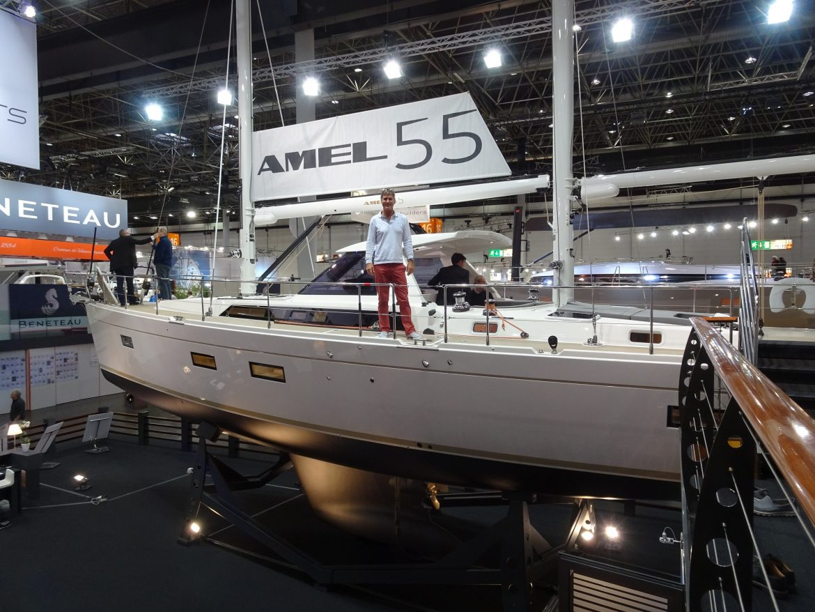 How it started…Dusseldorf Boat Show