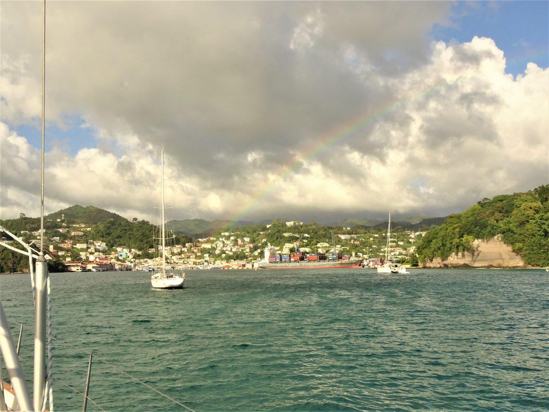 Grenada, day 3 – Martin's Bay, admin