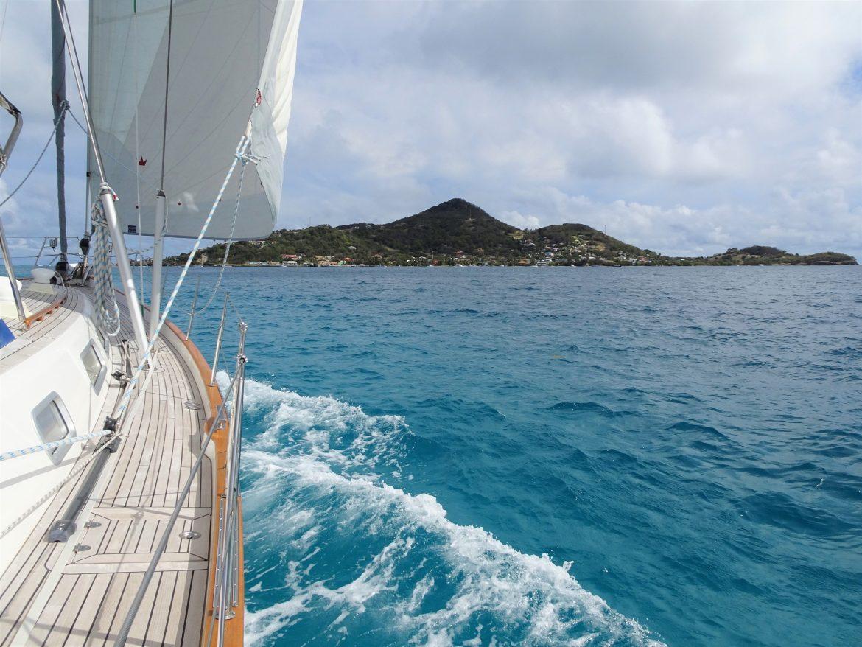 Petite Martinique & Arriving Petit St.Vincent