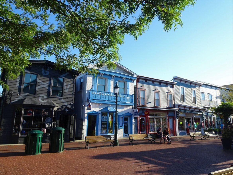 Cape May, quaint seaside town