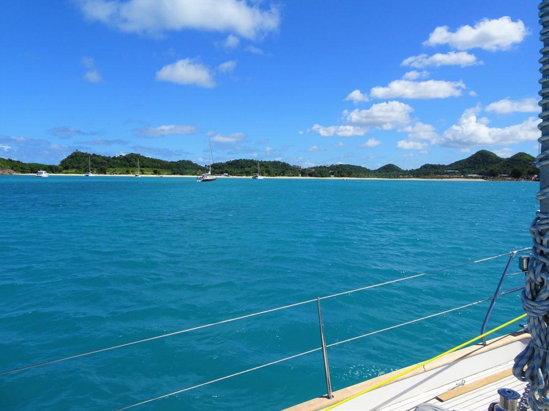 Last day in the beautiful island of Antigua