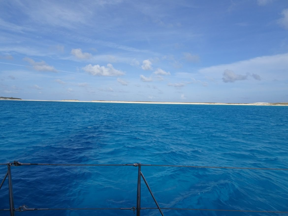 88nm passage to Turks & Caicos
