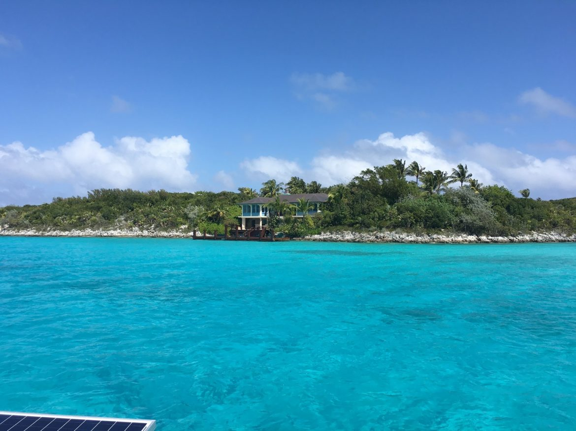 From Black Point to Musha Cay